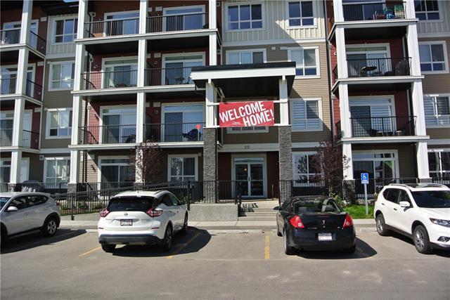 20 Walgrove Walk/Walkway SE #309, Calgary, AB T2X 4L2 (#C4204117) :: Redline Real Estate Group Inc