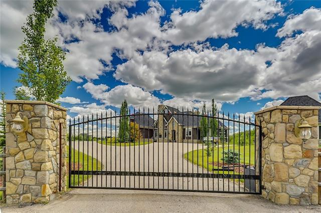 6 Shannon Hill(S), Rural Foothills M.D., AB T1S 5B2 (#C4204129) :: Your Calgary Real Estate