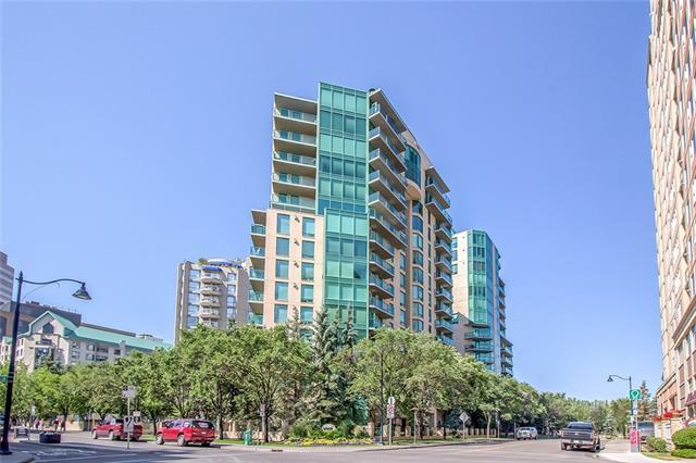 801 2 Avenue SW #803, Calgary, AB T2P 4Z9 (#C4204146) :: Canmore & Banff