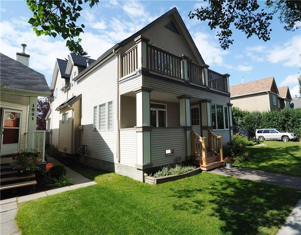 1503 3 Street NW, Calgary, AB T2M 2X9 (#C4204148) :: Canmore & Banff