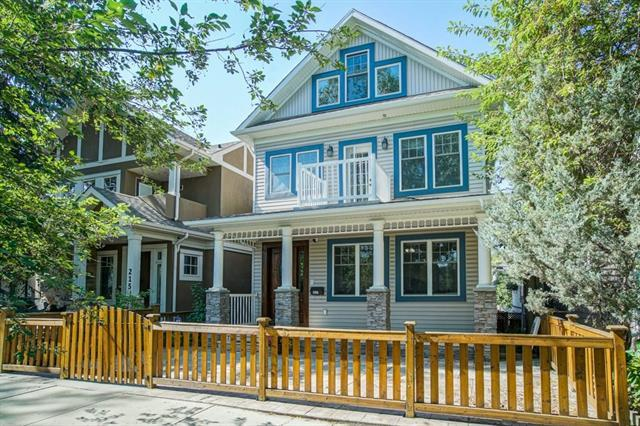 217 10A Street NW, Calgary, AB T2N 1W7 (#C4204182) :: Redline Real Estate Group Inc