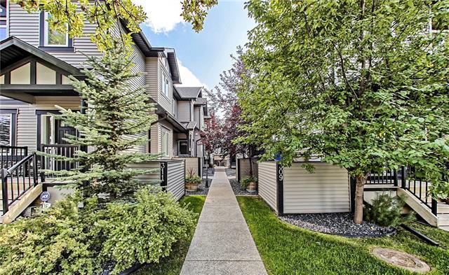 309 15 Avenue NE #2, Calgary, AB T2E 1H3 (#C4204185) :: Canmore & Banff