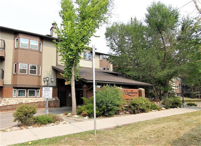 550 Westwood Drive SW #301, Calgary, AB T3C 3T9 (#C4204210) :: The Cliff Stevenson Group