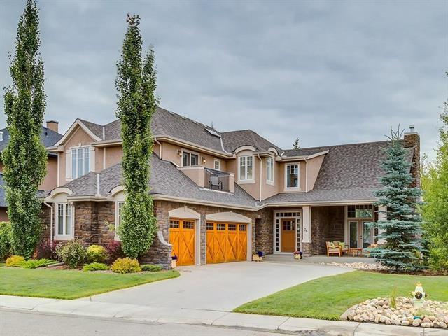 76 Discovery Valley Cove SW, Calgary, AB T3H 5H3 (#C4204239) :: The Cliff Stevenson Group
