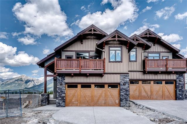 478 Stewart Creek Close, Canmore, AB T1W 0J5 (#C4204250) :: Canmore & Banff