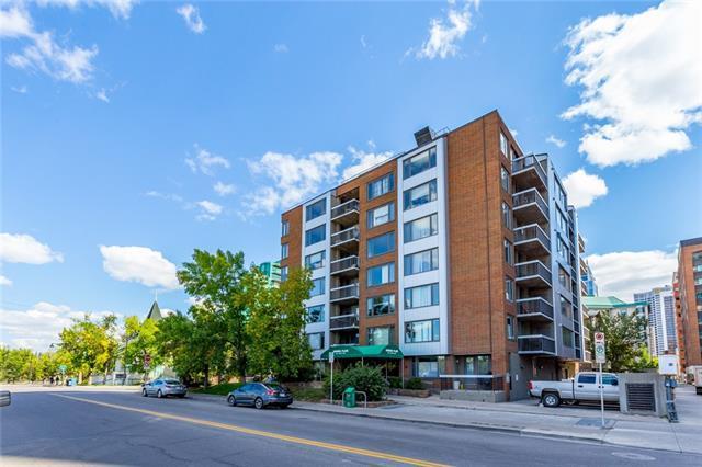 310 8 Street SW #770, Calgary, AB T2P 3P3 (#C4204286) :: Calgary Homefinders