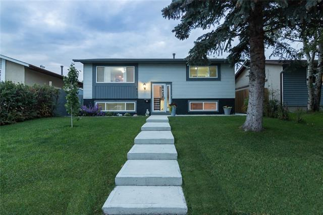 871 Pinecliff Drive NE, Calgary, AB  (#C4204296) :: Redline Real Estate Group Inc
