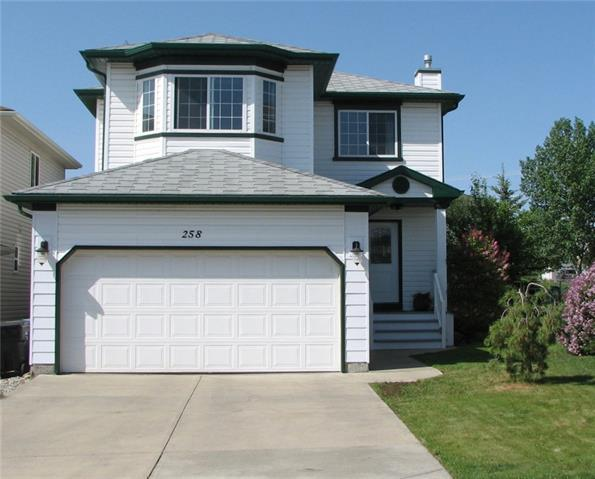 258 Harvest Creek Close NE, Calgary, AB T3K 4P8 (#C4204335) :: Redline Real Estate Group Inc