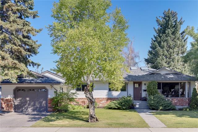 46 Waterloo Drive SW, Calgary, AB T3C 3E8 (#C4204376) :: Redline Real Estate Group Inc
