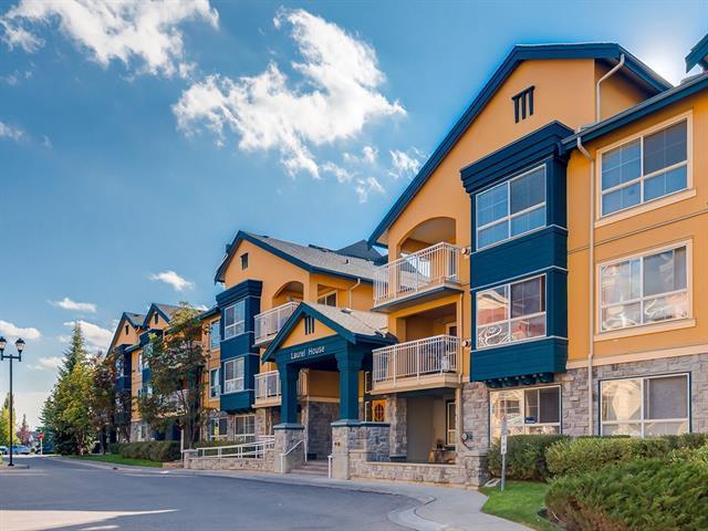 25 Richard Place SW #119, Calgary, AB T3E 7N1 (#C4204380) :: Redline Real Estate Group Inc