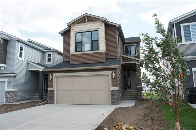 441 Livingston View NE, Calgary, AB T3P 0Z6 (#C4204389) :: Canmore & Banff