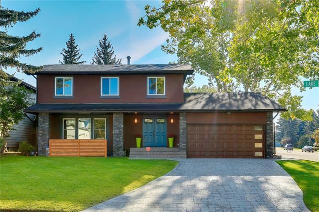 12274 Lake Erie Road SE, Calgary, AB T2J 2Z5 (#C4204392) :: The Cliff Stevenson Group