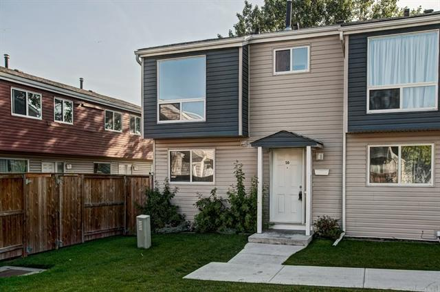 5425 Pensacola Crescent SE #50, Calgary, AB T2A 2G7 (#C4204426) :: Redline Real Estate Group Inc