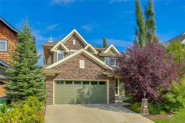 11 Cougar Plateau Place SW, Calgary, AB T3H 5R9 (#C4204429) :: Redline Real Estate Group Inc