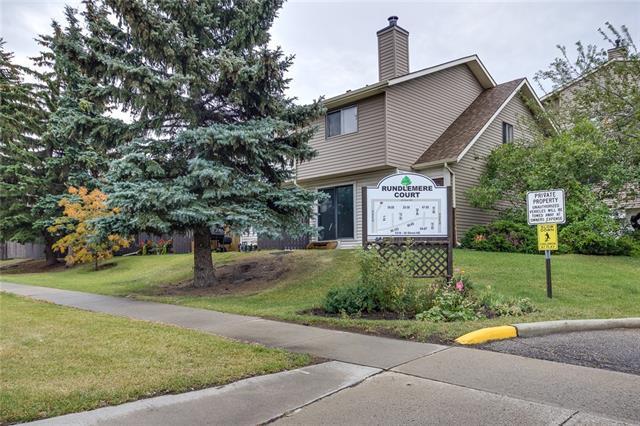 2519 38 Street NE #19, Calgary, AB T1Y 4W8 (#C4204489) :: Redline Real Estate Group Inc