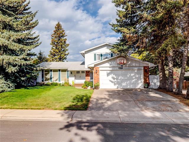 11007 Wilmer Road SE, Calgary, AB T2J 1Z8 (#C4204490) :: Redline Real Estate Group Inc