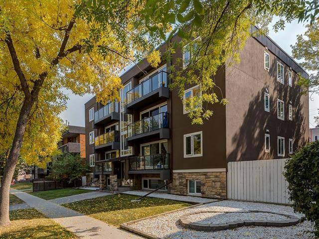 343 4 Avenue NE #401, Calgary, AB T2E 0J4 (#C4204506) :: Canmore & Banff