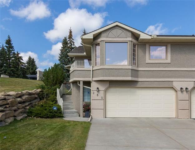 280 Silver Creek Mews NW, Calgary, AB T3B 5L1 (#C4204509) :: Redline Real Estate Group Inc