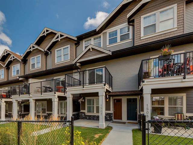 280 Williamstown Close #1507, Airdrie, AB T4B 4B6 (#C4204542) :: Redline Real Estate Group Inc