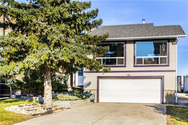 1284 Ranchview Road NW, Calgary, AB T3G 1Y2 (#C4204546) :: Redline Real Estate Group Inc