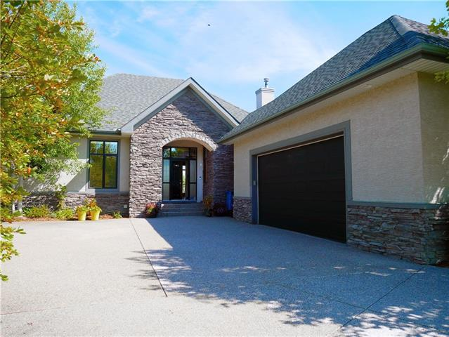 71 Sweet Water Place, Rural Rocky View County, AB T3Z 3C6 (#C4204573) :: Redline Real Estate Group Inc