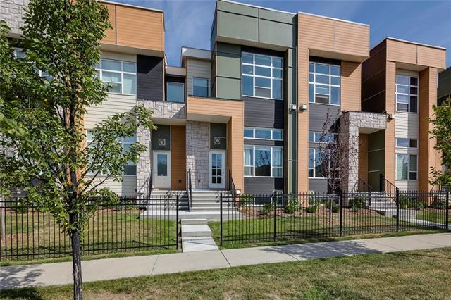 1530 Bayside Avenue #205, Airdrie, AB T4B 4B5 (#C4204585) :: The Cliff Stevenson Group