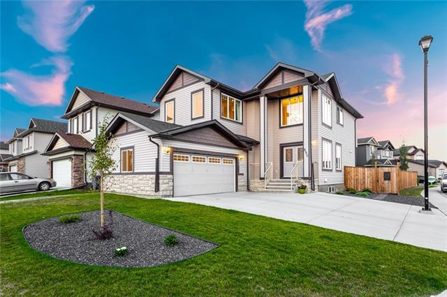 890 Canoe Green, Airdrie, AB T4B 3K4 (#C4204612) :: Canmore & Banff