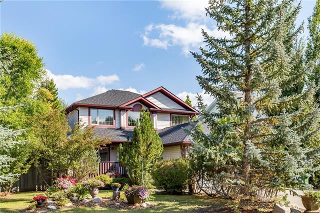 91 Bow Meadows Drive, Cochrane, AB T4C 1N2 (#C4204622) :: Redline Real Estate Group Inc