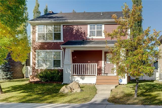 45 Couture Crescent SW, Calgary, AB T3E 7R3 (#C4204705) :: Redline Real Estate Group Inc