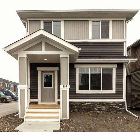 168 Fireside Drive, Cochrane, AB T4C 0V8 (#C4204711) :: Redline Real Estate Group Inc