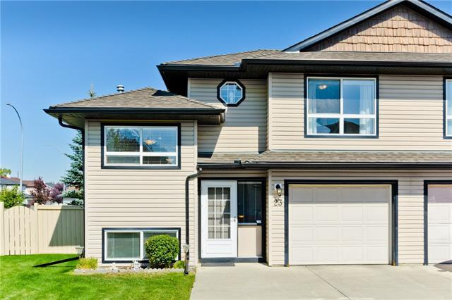 103 Fairways Drive NW #23, Airdrie, AB T4B 2P4 (#C4204736) :: Your Calgary Real Estate