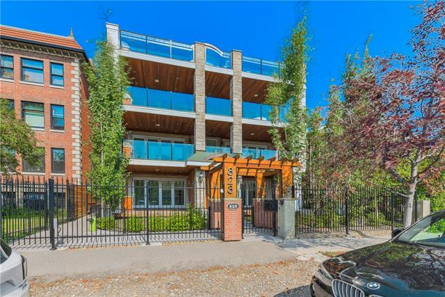 828 Memorial Drive NW #101, Calgary, AB T2N 3C8 (#C4204737) :: The Cliff Stevenson Group