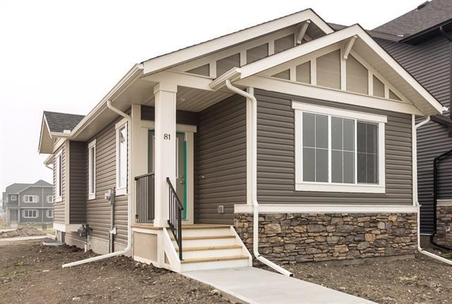 81 Emberside Glen, Cochrane, AB T4C 2L7 (#C4204741) :: Redline Real Estate Group Inc