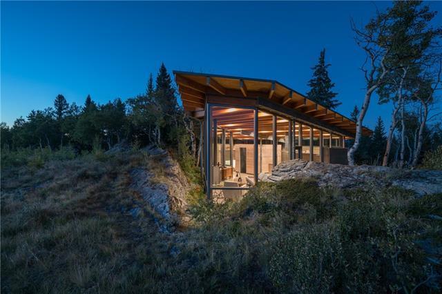 25 Carraig Ridge, Rural Bighorn M.D., AB T0L 2C0 (#C4204756) :: Canmore & Banff