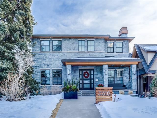 3816 11 Street SW, Calgary, AB  (#C4204786) :: Canmore & Banff