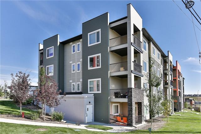 4 Sage Hill Terrace NW #318, Calgary, AB T3R 0W4 (#C4204842) :: Redline Real Estate Group Inc