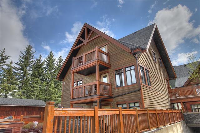 201 Muskrat Street #103, Banff, AB T1L 1H1 (#C4204874) :: Canmore & Banff