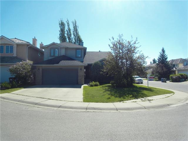 105 Woodpark Green SW, Calgary, AB T2W 6E8 (#C4204885) :: Redline Real Estate Group Inc