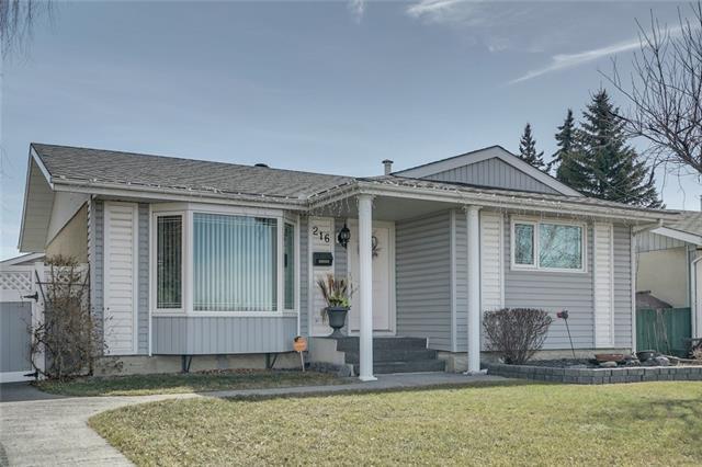 216 Ogden Drive SE, Calgary, AB T2C 1W4 (#C4204886) :: Redline Real Estate Group Inc