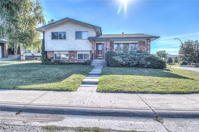 1816 38 Street NE, Calgary, AB  (#C4204889) :: Redline Real Estate Group Inc