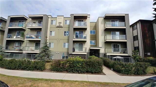 1828 12 Avenue SW #305, Calgary, AB T3C 0R6 (#C4204905) :: The Cliff Stevenson Group