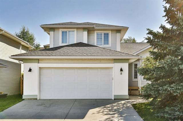 8 Jensen Heights Place NE, Airdrie, AB T4B 2J3 (#C4204911) :: Redline Real Estate Group Inc