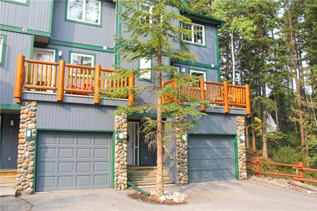 1022 Rundleview Drive #9, Canmore, AB T1W 2P2 (#C4204914) :: Canmore & Banff