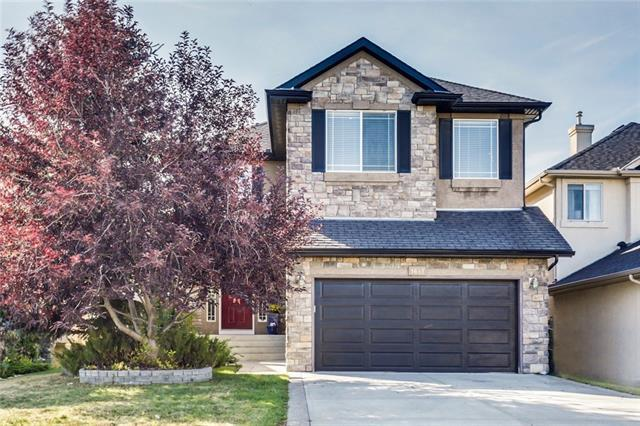 1641 Strathcona Drive SW, Calgary, AB T3H 5B1 (#C4204922) :: Canmore & Banff