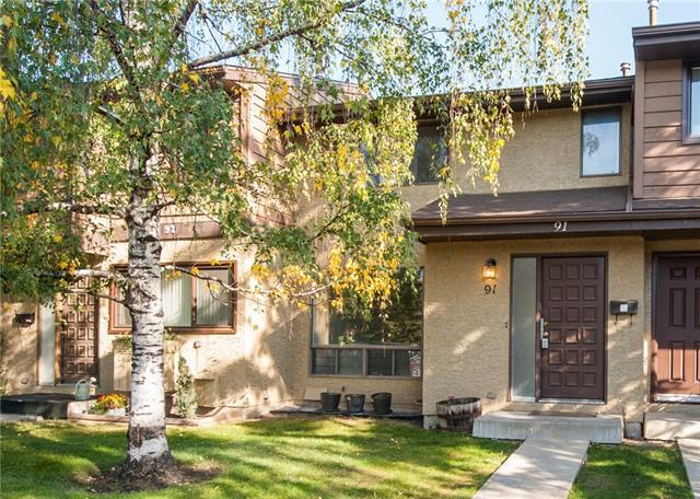 2300 Oakmoor Drive SW #91, Calgary, AB T2V 4N7 (#C4204976) :: The Cliff Stevenson Group