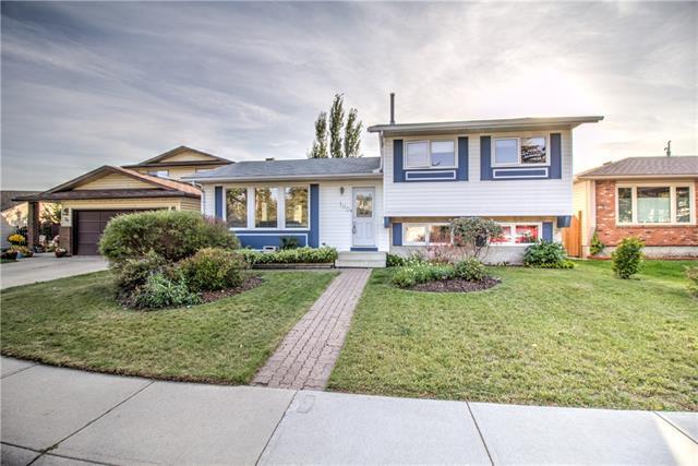 100 Deermont Way SE, Calgary, AB T2J 5P3 (#C4204985) :: Redline Real Estate Group Inc