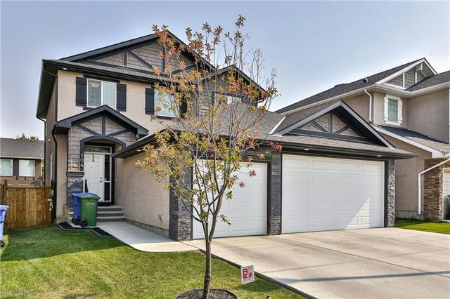 104 Mcivor Terrace, Chestermere, AB T1X 0R6 (#C4204992) :: Your Calgary Real Estate