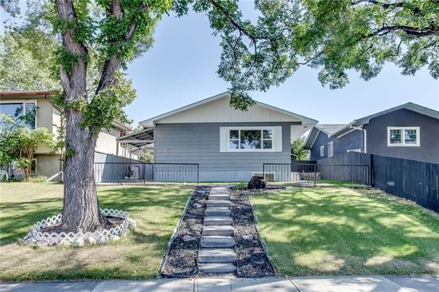 3027 28A Street SE, Calgary, AB T2B 0S1 (#C4205009) :: Canmore & Banff