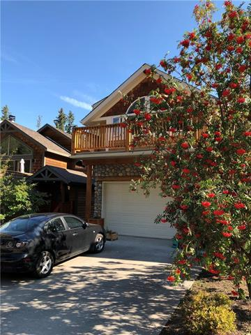1092 Wilson Way, Canmore, AB T1W 3C4 (#C4205037) :: Redline Real Estate Group Inc