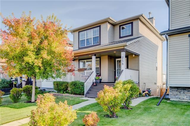 258 Covemeadow Crescent NE, Calgary, AB  (#C4205062) :: Redline Real Estate Group Inc